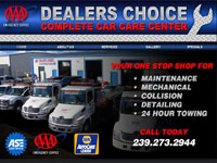 Dealers Choice Auto Repair