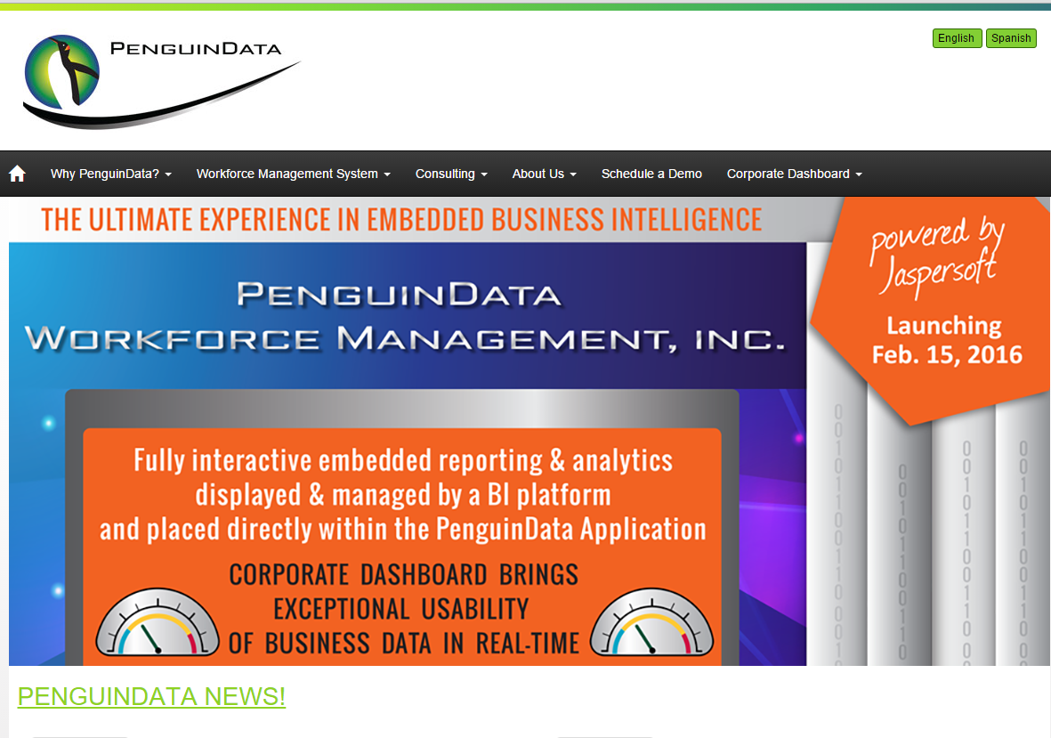 PenguinData Workforce Management